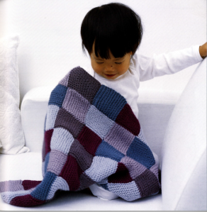 selimut bayi :D