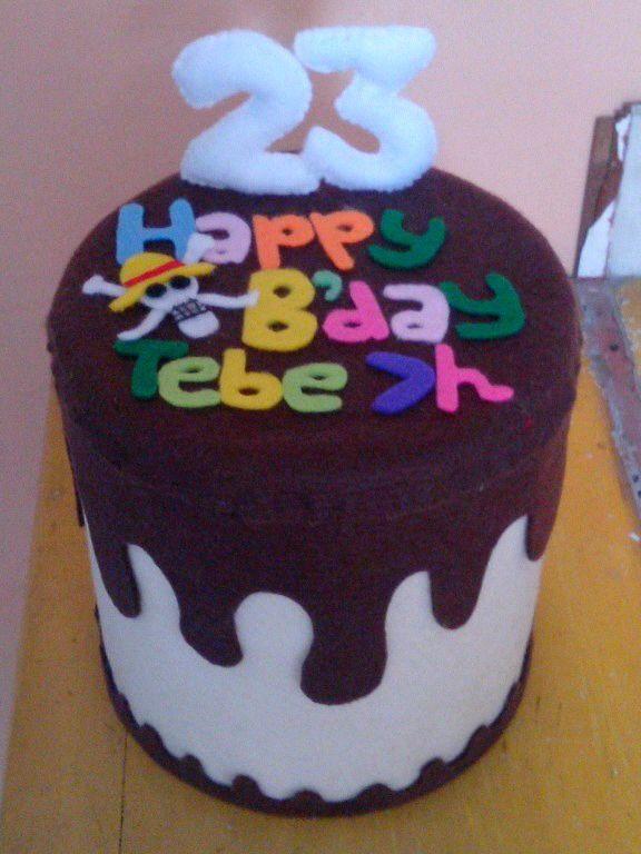 Happy Birthday, Tebe-kun! :D