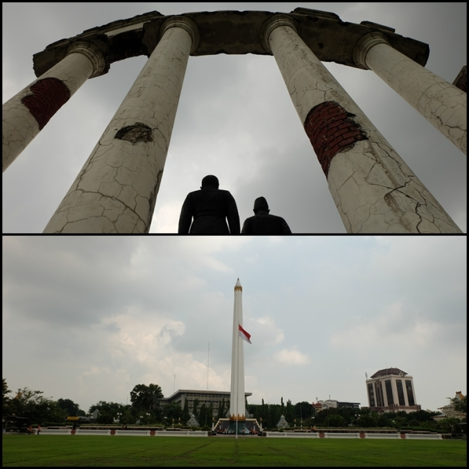 Tugu Pahlawan Surabaya :D