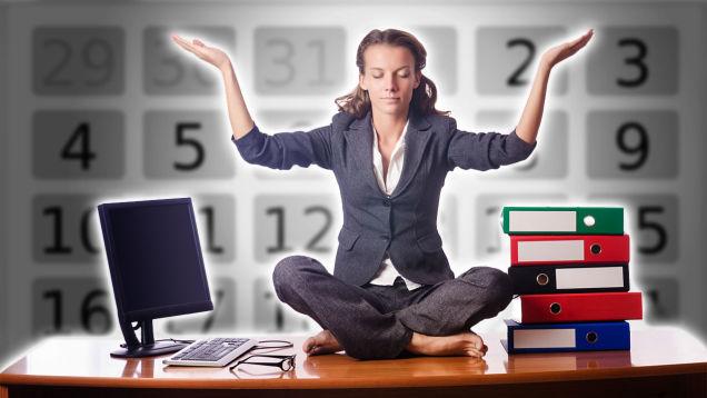 Kerja, kerja, kerja! :D (gambar diambil dari lifehacker.com)