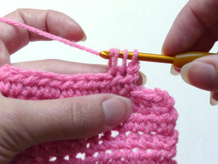 Crocheting/merenda - gambar diambil dari rachicks.com